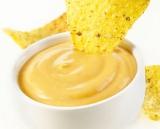 Salsa queso con papas