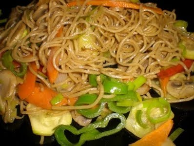 Fideos chinos Shichuan