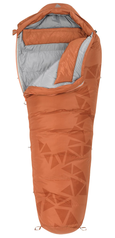 Kelty Cosmic 0 Degree Down Sleeping Bag open