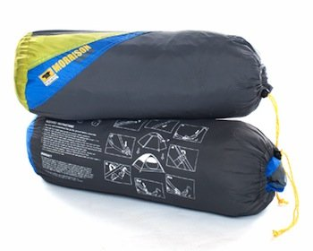 Mountainsmith Morrison 2 Person 3 Season Tent bag