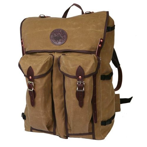 Duluth Pack Wanderer Pack Review Bushcraft Survival Gear