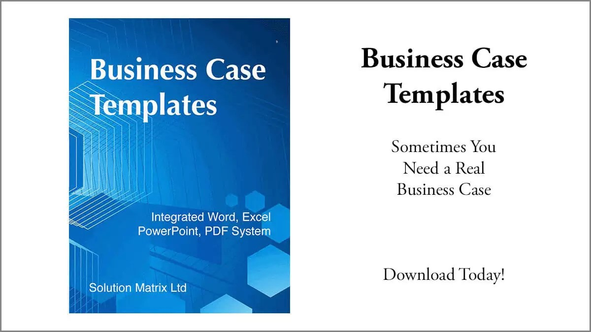 Business Case Templates Make Your Case