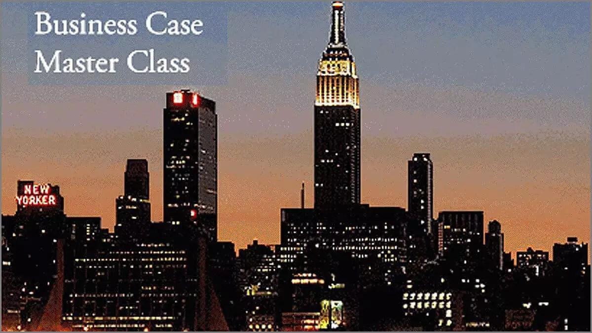 New York City Business Case Seminar