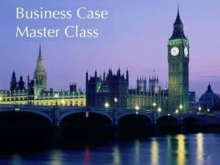 London Business Case Seminar