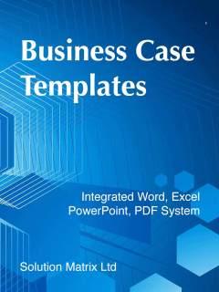 Business Case Templates for case building success