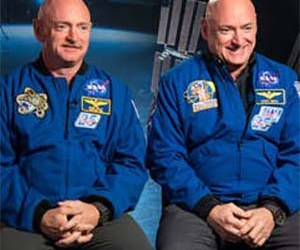 Nasa Twin Study confirms what happens to a body in space