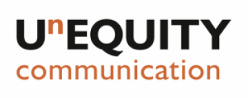 UnEQUITY_communication_orange_schwarz
