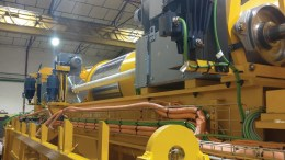 Triple threat in materials handling