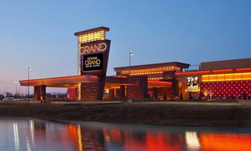 Centaur Gaming's Indiana Grand Racing and Casino