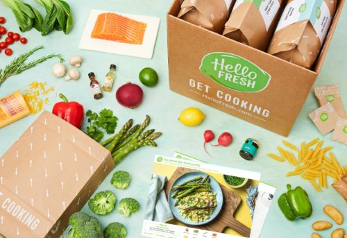 HelloFresh acquisition of Green Chef