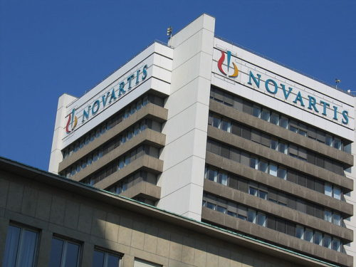 Novartis Head Quarters in Switzerland