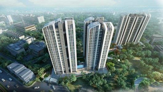 Amistad residential project in Rajarhat, Kolkata from PS Group