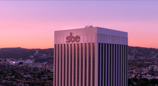 sbe corporate office in Los Angeles, California