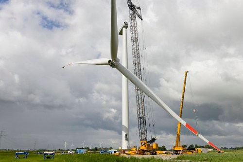 Senvion wins contract from Taaleri Energia to supply wind turbines for TG East Wind Project in Texas.