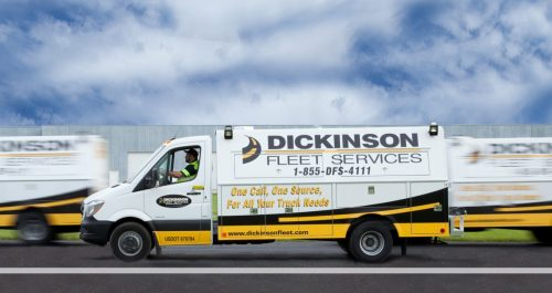 Dickinson Fleet Services acquisition of Truck PM Plus