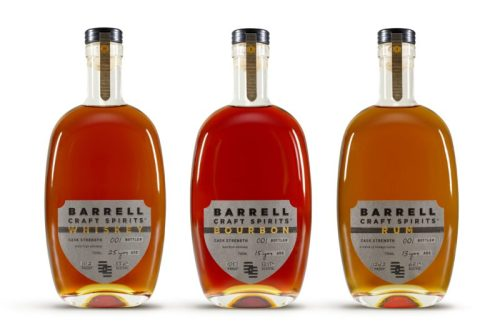 Barrell Craft Spirits line