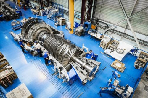 The new 1.8GW power plant in Sharjah will feature three HA gas turbines from GE.