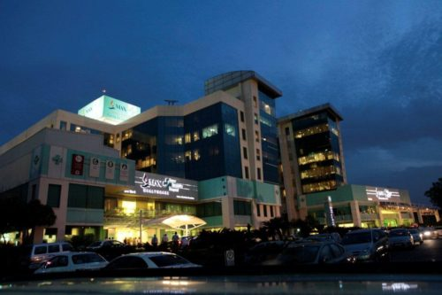 Max Healthcare is a hospital chain in India