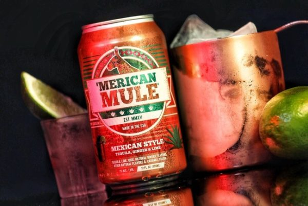 Ready-to-drink Mexican Style Mule by 'Merican Mule.