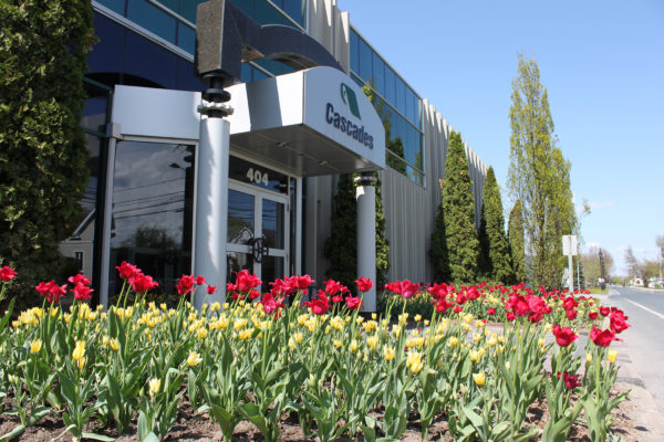 Cascades acquires Orchids Paper Products assets