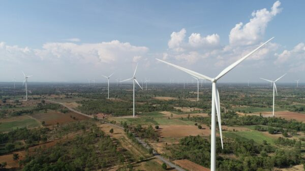 The Hanuman Wind Farm in Thailand has been operating since May 2019.