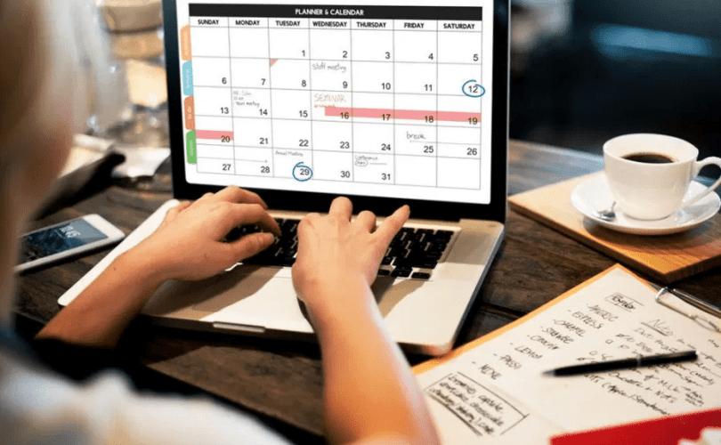 modèle Excel planning congés gratuit