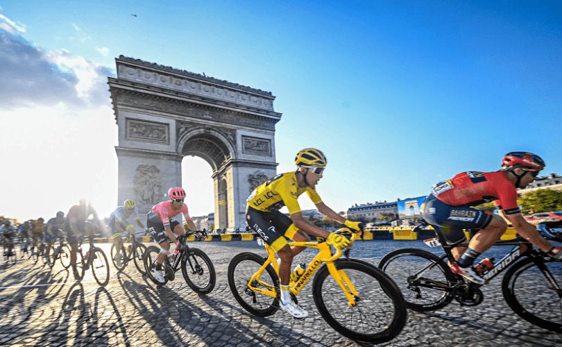 tour de france 2021 coureurs équipes participants étapes