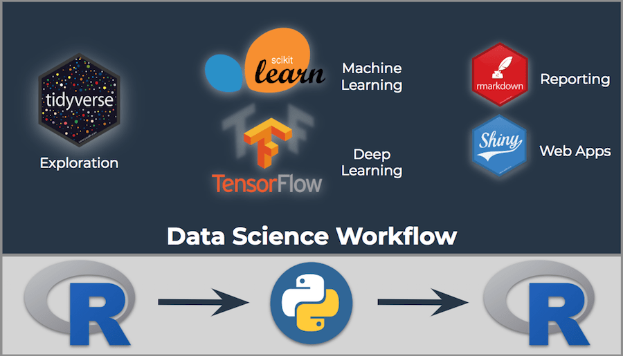 Python and R Workflow