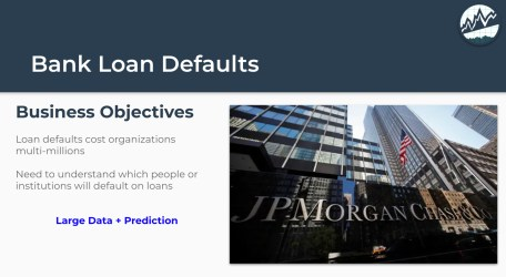Bank Loan Defaults