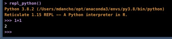 Python Interactively