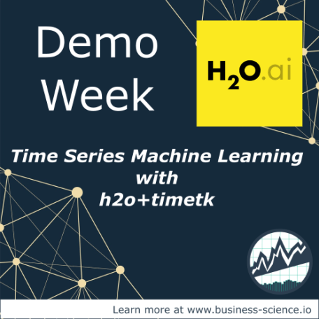 Demo Week: H2O