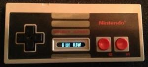 NES Controller-E-Cig