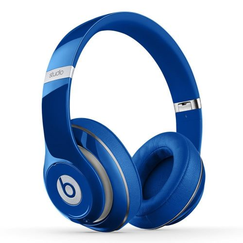 Beats Studio Wireless Over-Ear Headphone- Blue