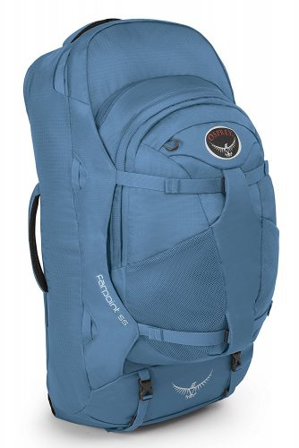The Osprey Farpoint 55 - Traveling Backpacks