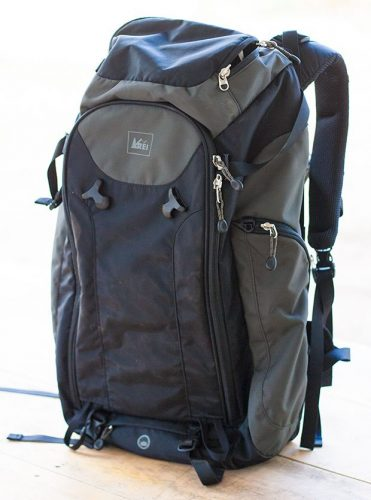 The REI Vagabond 40 - Traveling Backpacks