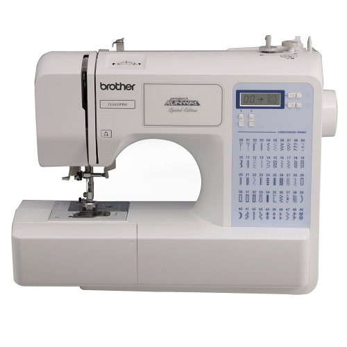 Brother Project Runway CS5055PRW Sewing Machine - Sewing Machines