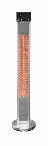 Ener-G+ HEA-215110 Free Standing Infrared Heater with Remote Control - Infrared Heater