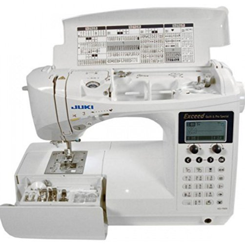 Juki HZL-F600 Computerized Sewing and Quilting Machine - Embroidery Machine