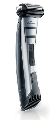 Philips Norelco BG2040/34 Bodygroom 7100 - Manscaping Trimmers