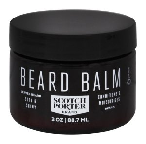 Scotch Porter - All Natural Men's Beard Balm - Beard Balm