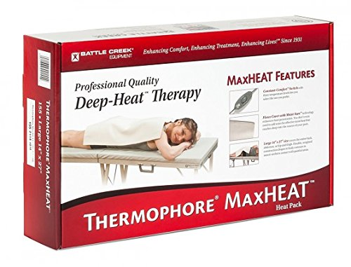 Thermophore MaxHeat Deep-Heat Therapy - heating pad