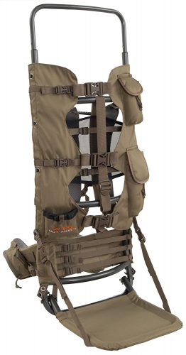 Alps Commander Pack Frame - External frame pack