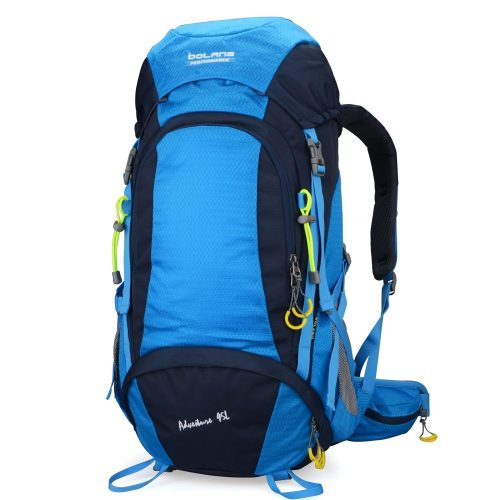 Bolang Summit 45 Internal Frame Pack Hiking Daypack Outdoor Waterproof Travel Backpacks 8298 - External frame pack