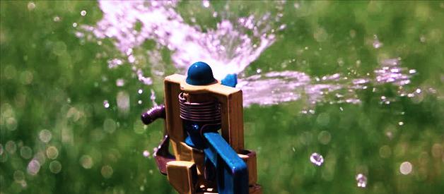 Motion Sensor Sprinkler