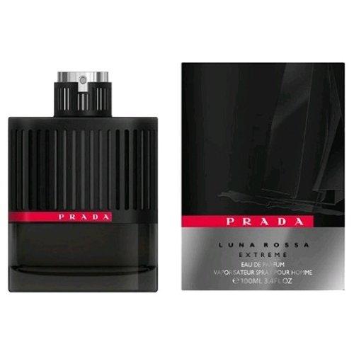 Prada Luna Rossa Extreme Eau De Parfum Spray for Men, 3.4 Fluid Ounce - long lasting colognes