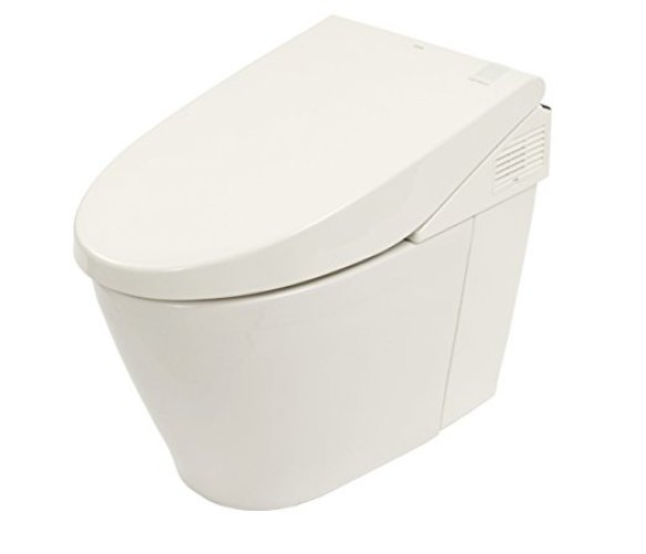 TOTO MS980CMG#01 Neorest 550 Dual Flush One Piece Toilet, Cotton White - one piece toilets