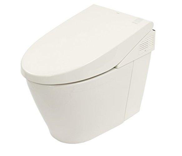 TOTO MS980CMG#01 Neorest 550 Dual Flush One Piece Toilet, Cotton White - one piece toilets