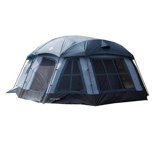 Tahoe Gear Ozark 3-Season 16 Person Large Family Cabin - best family tents