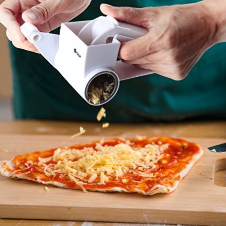 Orblue Rotary Cheese Grater - Cheese graters