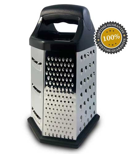 Isabella Dora Cheese Grater - Cheese graters